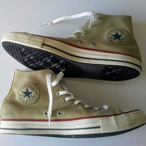 Converse All Star Shoes/Sneakers Suede Men's 10